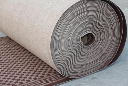 上海涤纶针刺毯